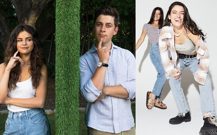 The D'Amelio Sisters to Host the Virtual Premiere of David Henrie's Movie, 'This Is the Year', with Selena Gomez
