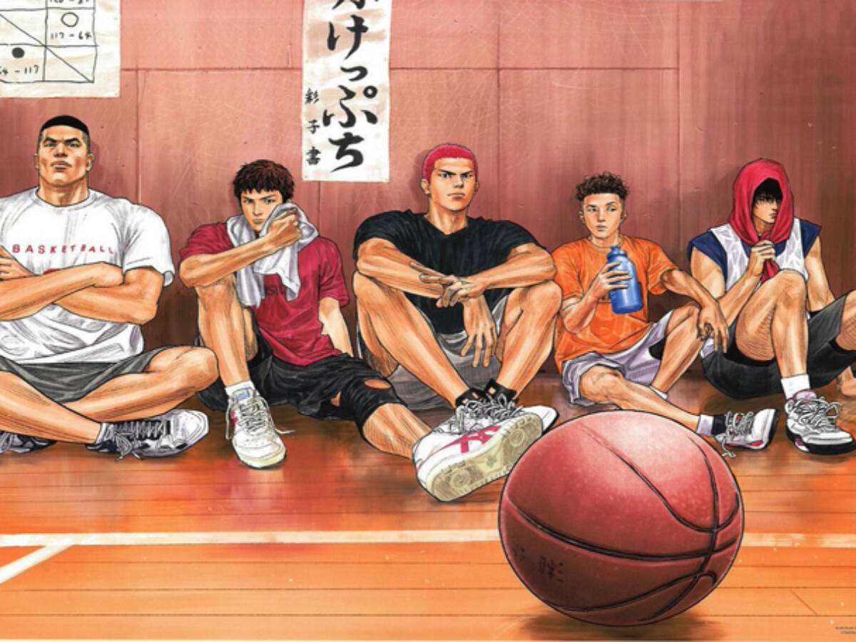 Slam Dunk Anime Season 2 Release Date And Other Details About The Beloved Series