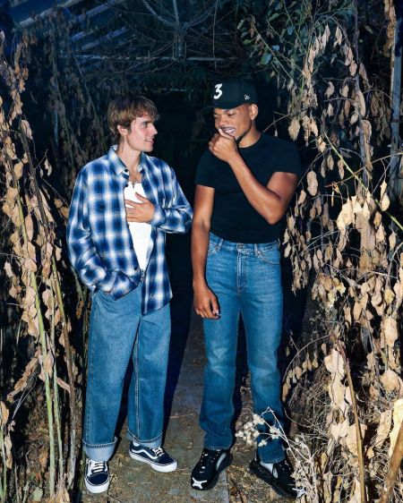 Justin Bieber and Chance the rapper release new song
