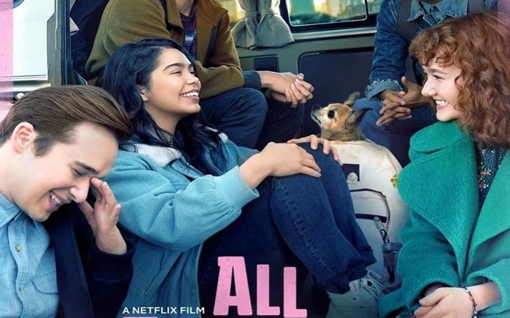 All Together Now is a Shinning Gem – Netflix Movie is About Friendship and Positivity