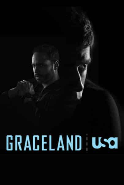 Graceland TV show was a USA Channel series which ran from 2013 to 2015.