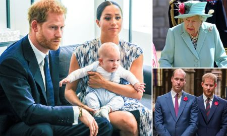 Prince Harry and Meghan Markle is living in UK