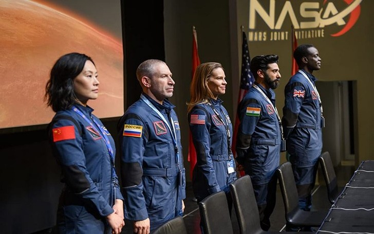 Netflix's Away – Living in the Shadow of Other Better Space Dramas