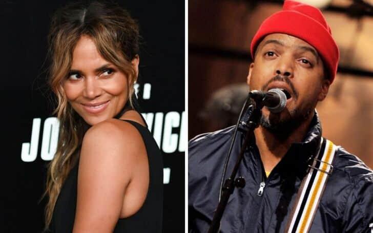 Halle Berry Officially Confirms She's Dating Singer Van Hunt