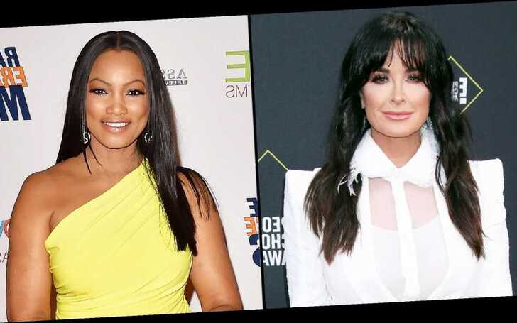 'Real Housewives of Beverly Hills' - Garcelle Beauvais Denies Using Kyle Richards For Storyline