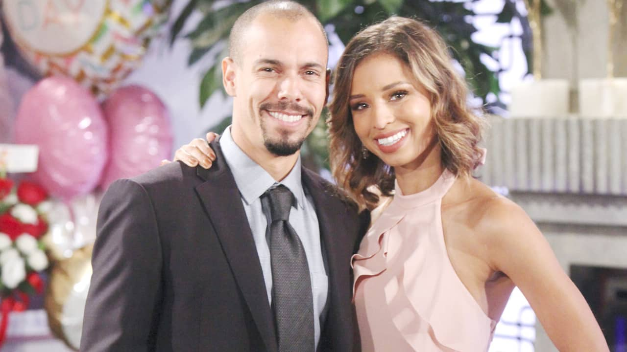 'The Young and the Restless' Bryton James Sings Praises on Beau Brytni Sarpy's Birthday