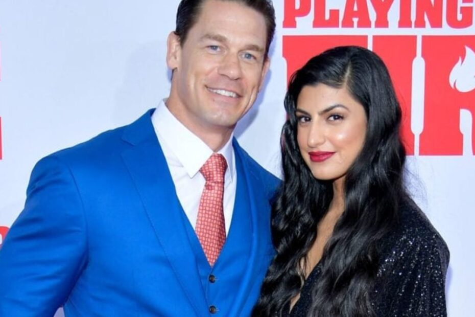 John Cena is married to his girlfriend turned wife Shay Shariatzadeh