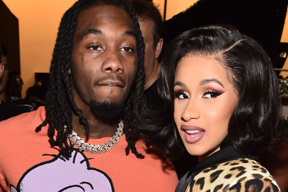 Cardi B Reveals She's Back with Offset Amid Divorce