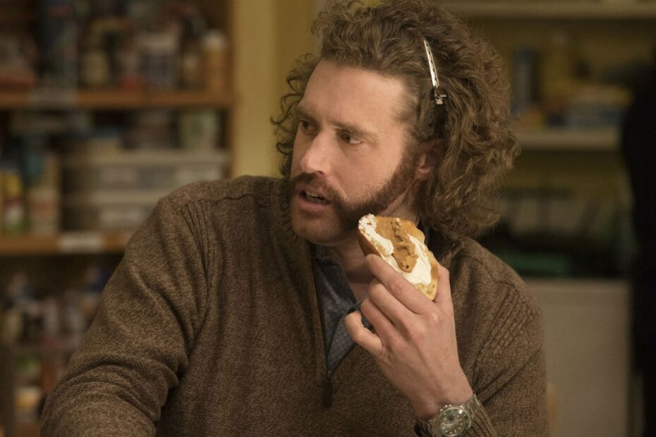Erlich Bachman's character was randomly written off on Silicon Valley.