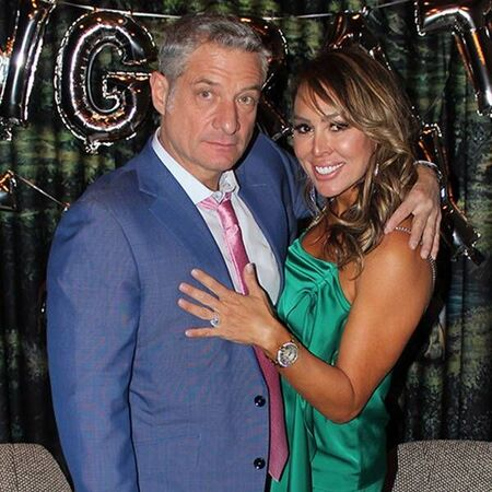 'Real Housewives of Orange County' Kelly Dodd and Rick Leventhal are married.