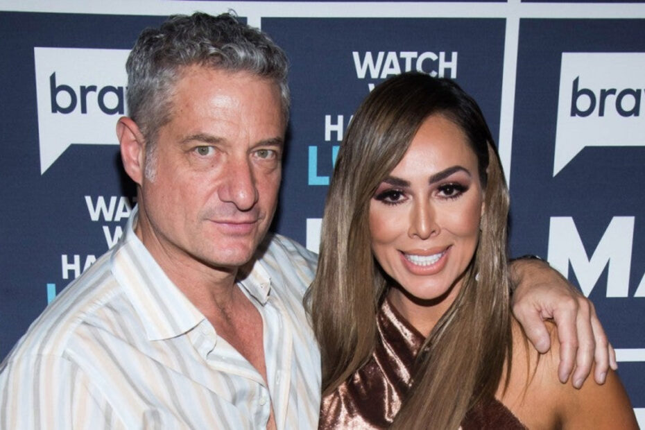 'Real Housewives Of Orange County' - Kelly Dodd Ties the Knot with Rick Leventhal