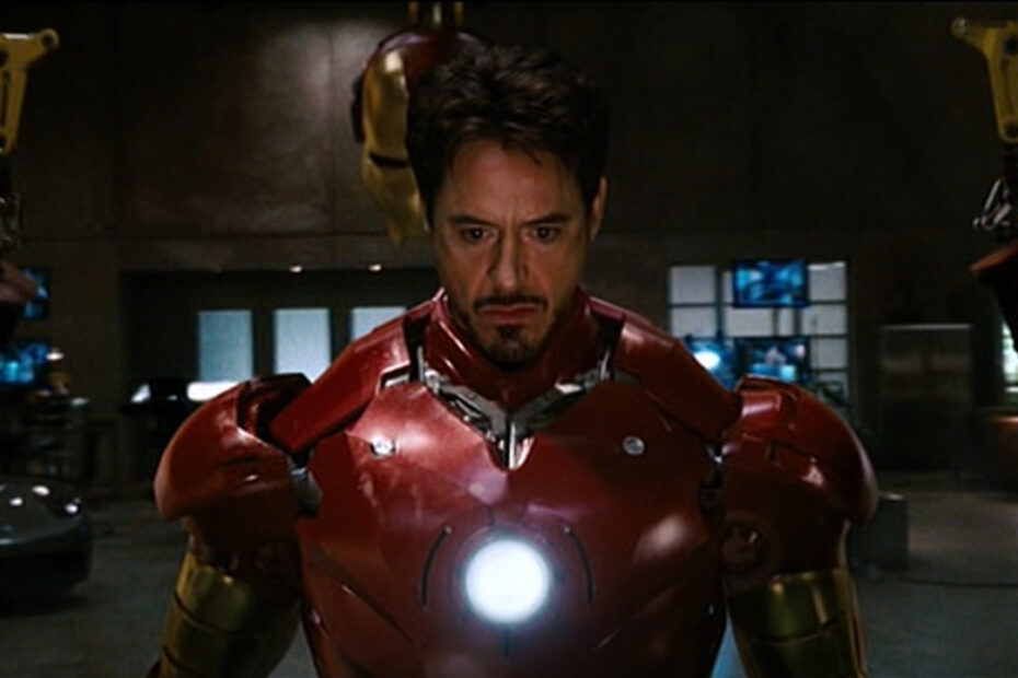 Robert Downey Jr. Struggled to See Anything with the 2008 Iron Man Helmet
