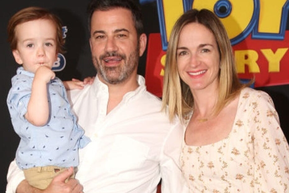Jimmy Kimmel Provides Update on His Sick Son