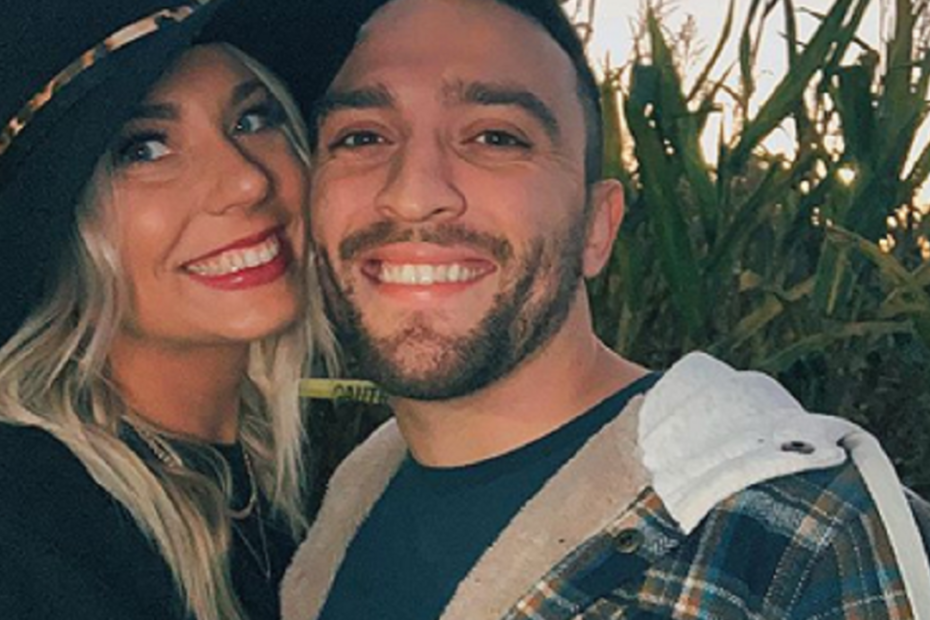 'Love Is Blind' - Mark Cuevas is Expecting First Child With Girlfriend Aubrey Rainey