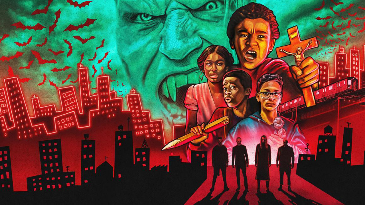 Vampires vs. the Bronx Review - Too Short But Too Much Fun