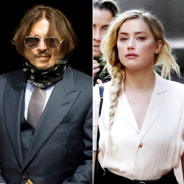 Amber Heard and Johnny Depp married in 2015 in a private ceremony, but Heard filed for divorce a year later, accusing Depp of domestic abuse.