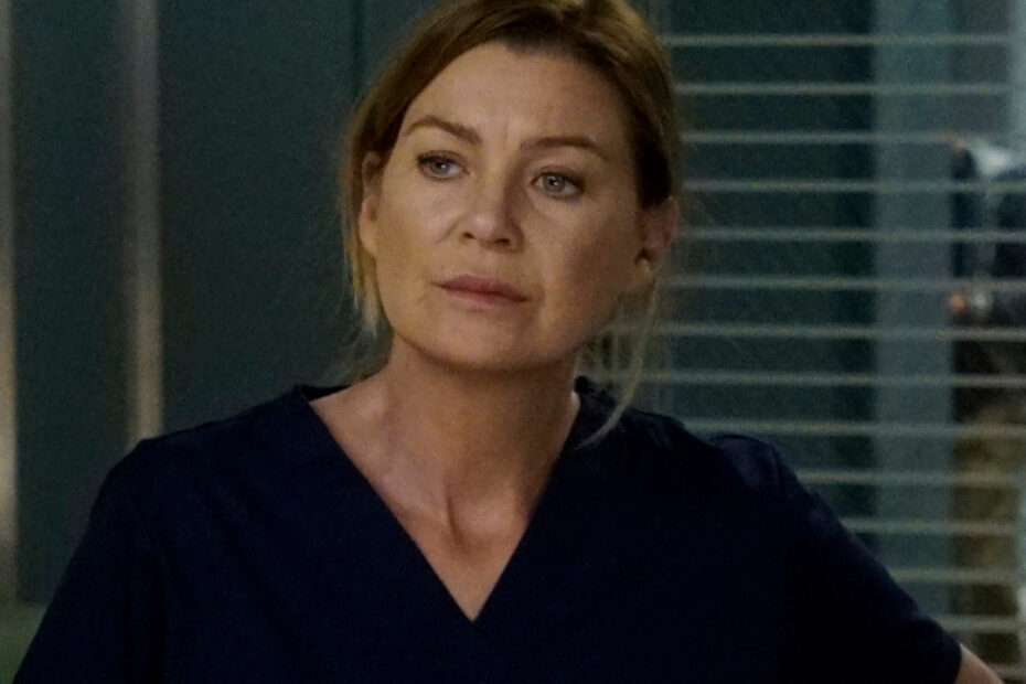 Ellen Pompeo Wasn't Allowed to Say One Particular Word on Grey's Anatomy