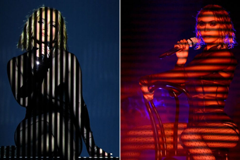 Did Jennifer Lopez Copy Beyonce at the American Music Awards