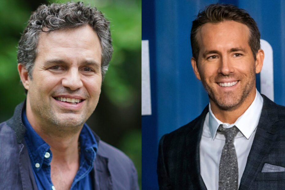 Mark Ruffalo and Ryan Reynolds are starring together in a brand new Netflix movie.