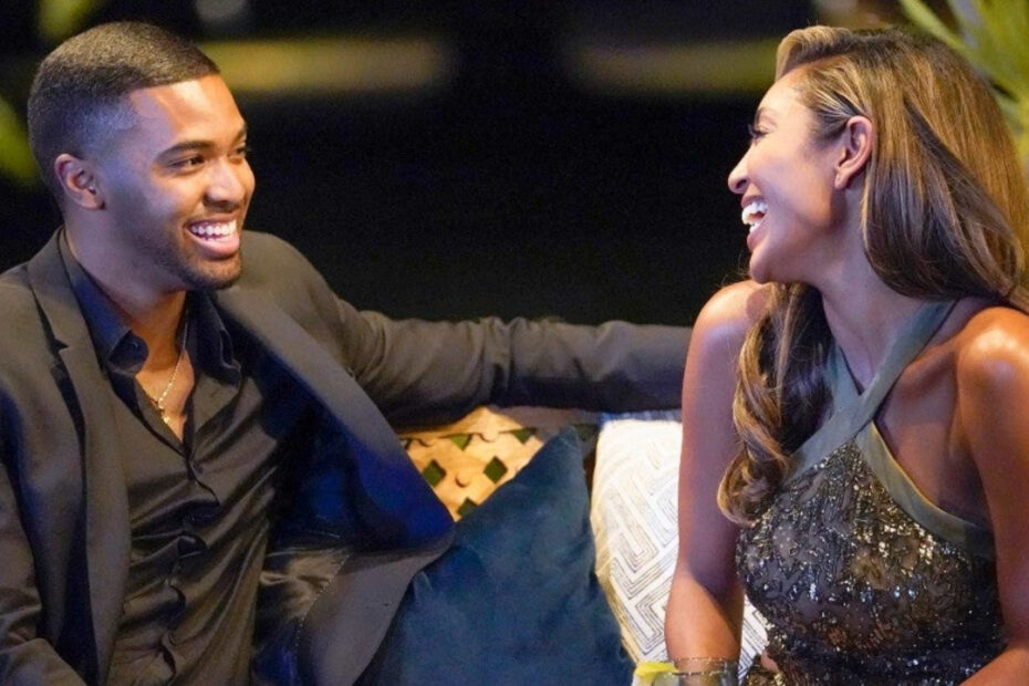 'The Bachelorette' - Tayshia Adams and Ivan Hall Discuss Racism & Police Brutality