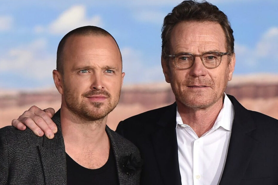 Bryan Cranston Opens Up About His Friendship with Breaking Bad Costar Aaron Paul