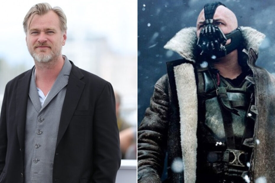 "Christopher Nolan Says Tom Hardy's Bane isn't ""Fully Appreciated"""