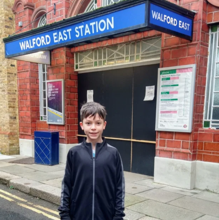 Schoolboy James Roberts will play younger Mick Carter on EastEnders.