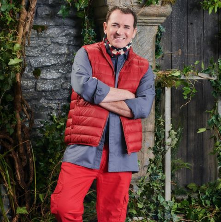 Shane Richie got knocked out in the semi-final of I'm A Celebrity... Get Me Out of Here!