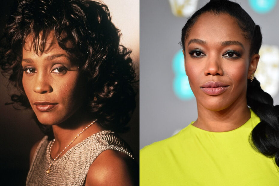 Star Wars: The Rise of Skywalker Star Naomi Ackie Lands Role of Whitney Houston in Upcoming Biopic