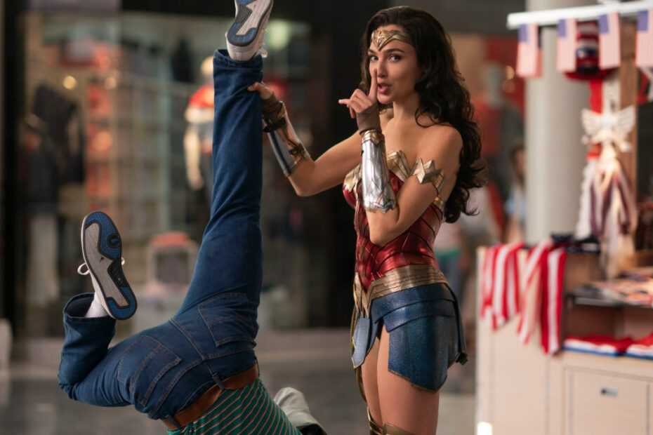 Wonder Woman 1984 UK Streaming Release Date Officially Confirmed