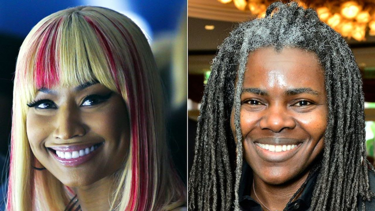 Minaj Paid $450,000 for Copyright Infringement to Tracy Chapman