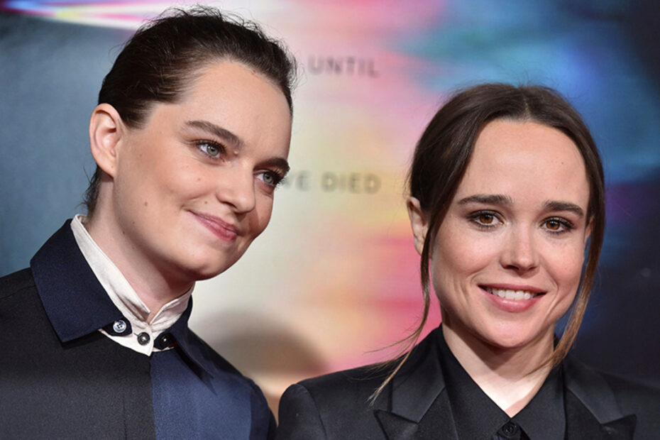 'The Umbrella Academy' Star Elliot Page Files for Divorce from Wife Emma Portner
