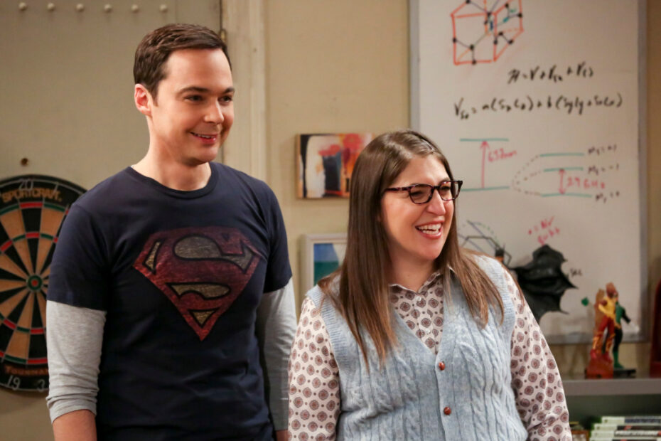 Mayim Bialik Says Amy and Sheldon's Relationship was Almost Completely Different on 'The Big Bang Theory'