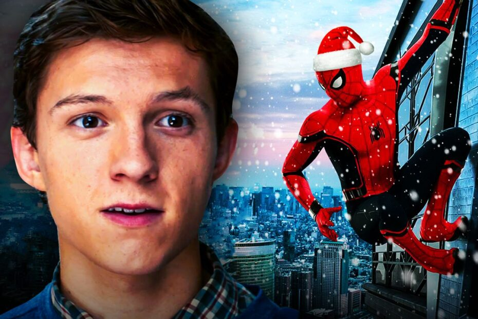 Spider-Man 3 Set Pictures Reveal Christmas Theme