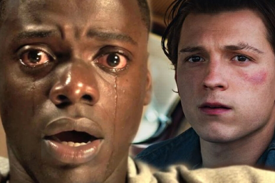 Tom Holland wants to star in a horror film after watching Get Out.
