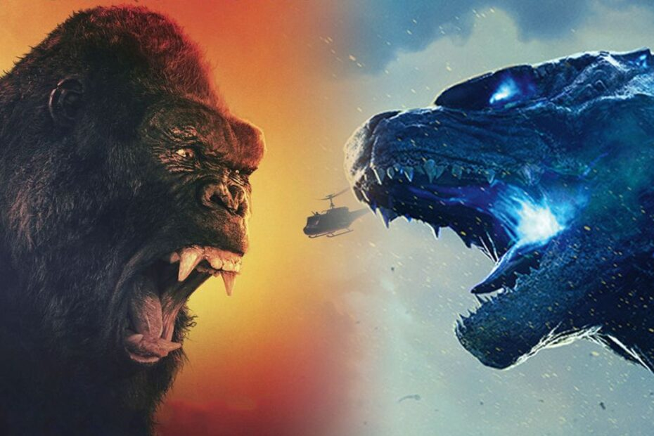 Godzilla vs. Kong - The Airfact Battle Scene is 18 Minutes Long!