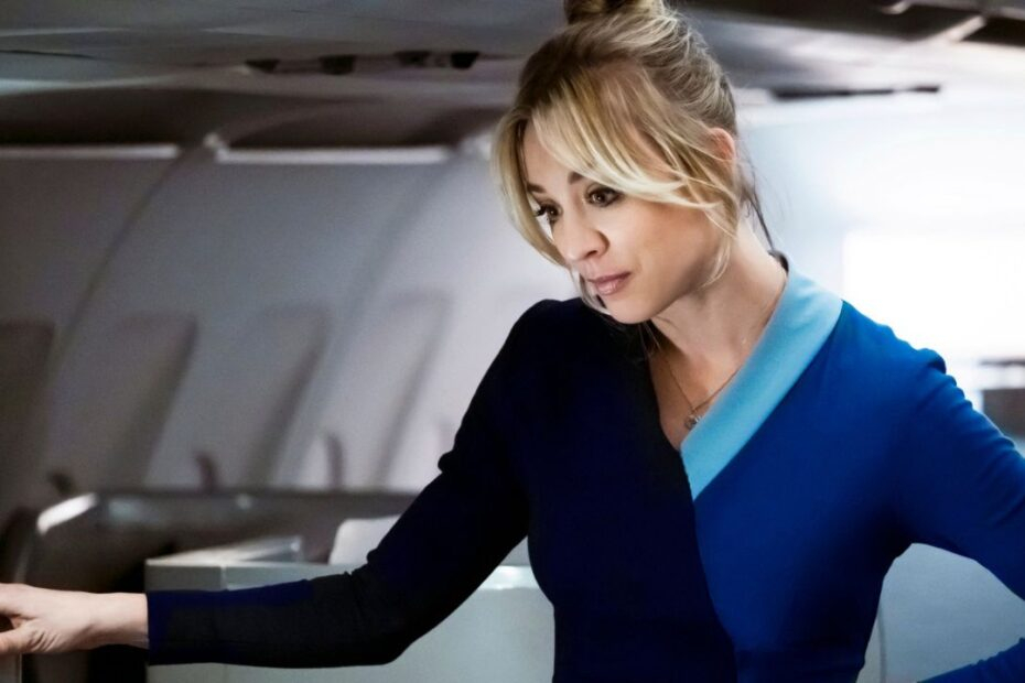 Kaley Cuoco Discusses 'The Flight Attendant' Season 2