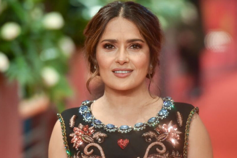 Salma Hayek was Told Her Career Would Die Because She's Mexican