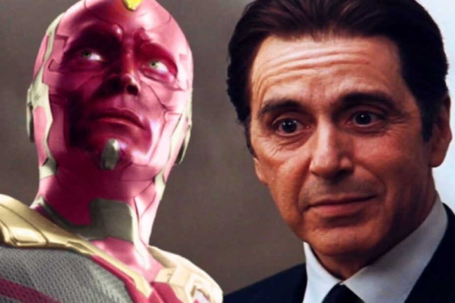 'WandaVision' Theory - Paul Bettany's Mystery Tease is Al Pacino, Here's Why!