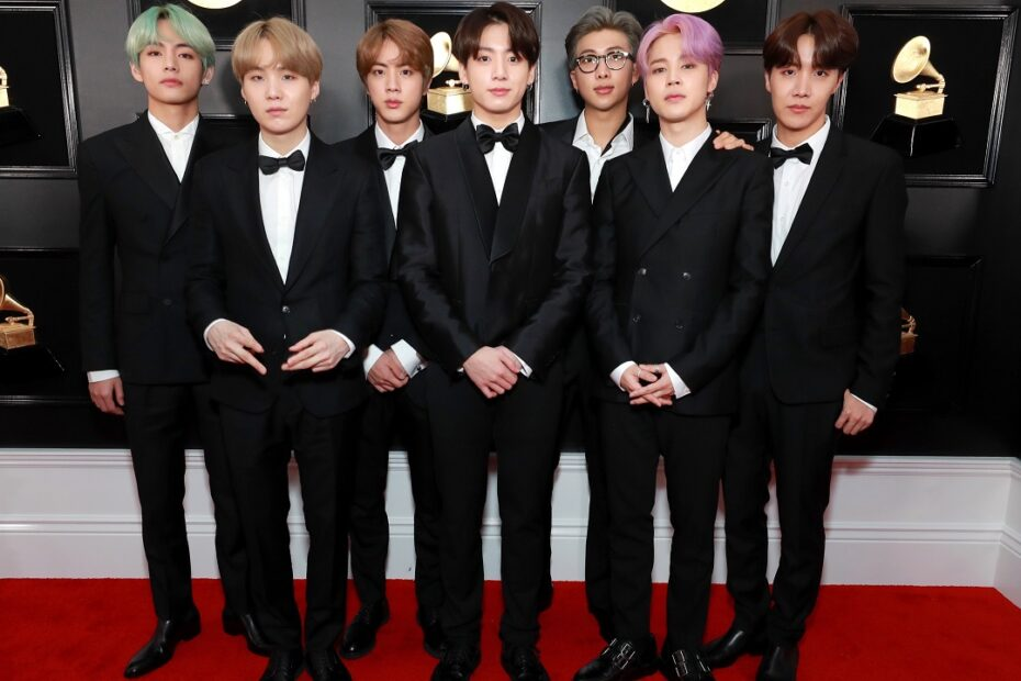 'Racism Is Not Comedy' Trending As BTS Fans Rally in Support Against a Caricature of Their Grammy Loss