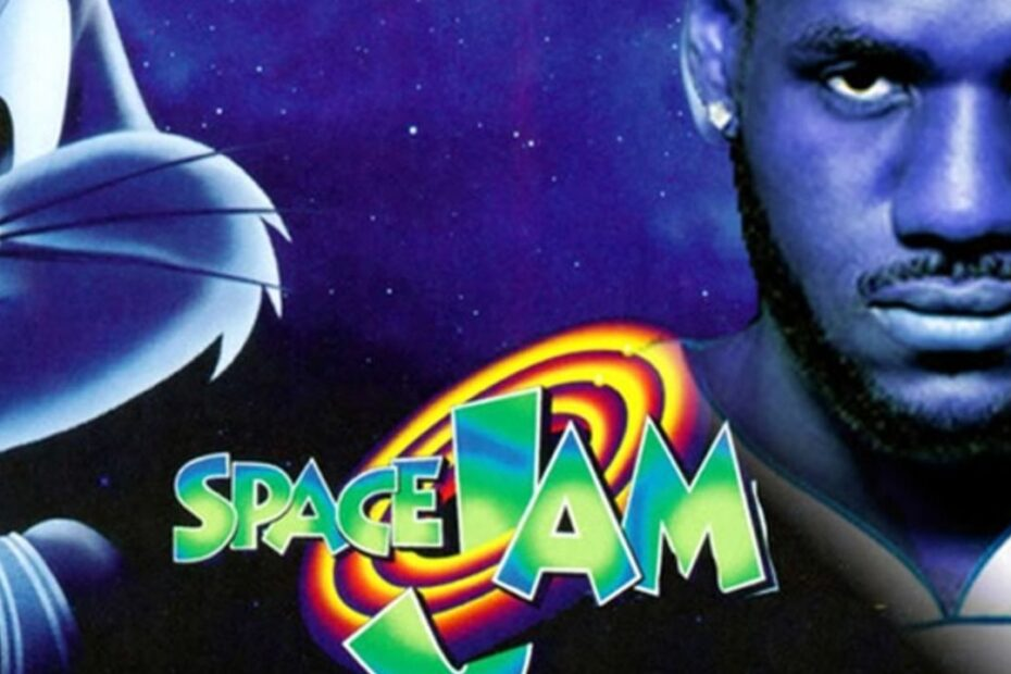 Lebron James Joins 'Looney Tunes' on New 'Space Jam' Part