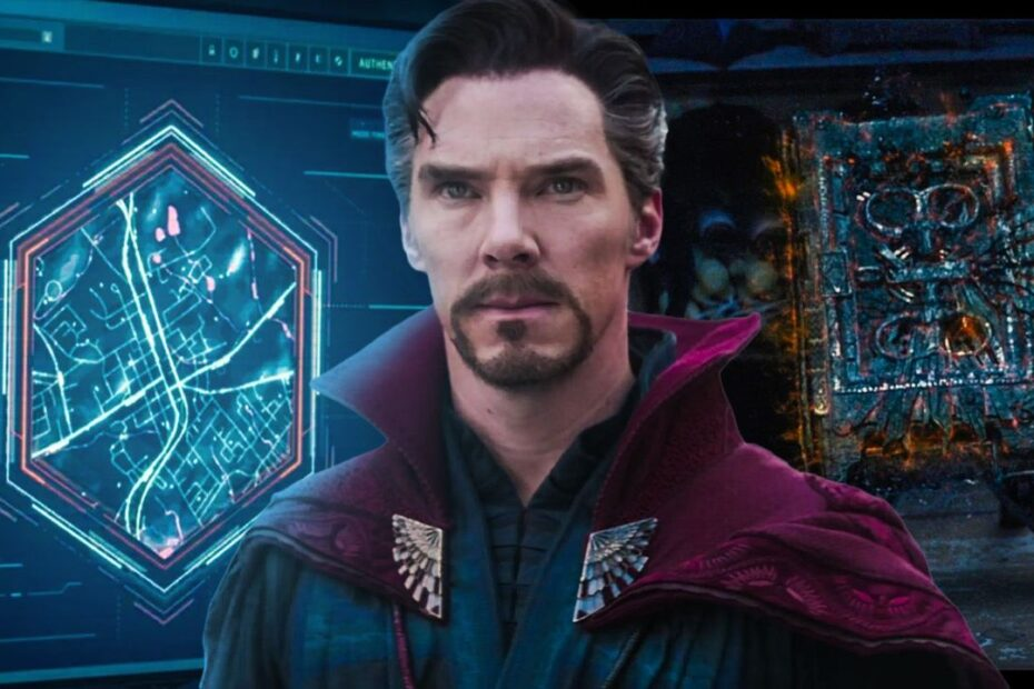 "Benedict Cumberbatch is ""Sorry"" for Doctor Strange's No-Show in 'WandaVision'"