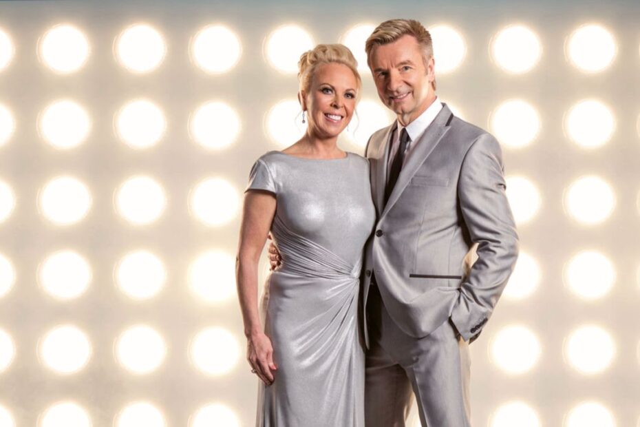 """Dancing on Ice's Dean Feels """"Battered and Bruised"""" After Nasty Fall in Rehearsal"""