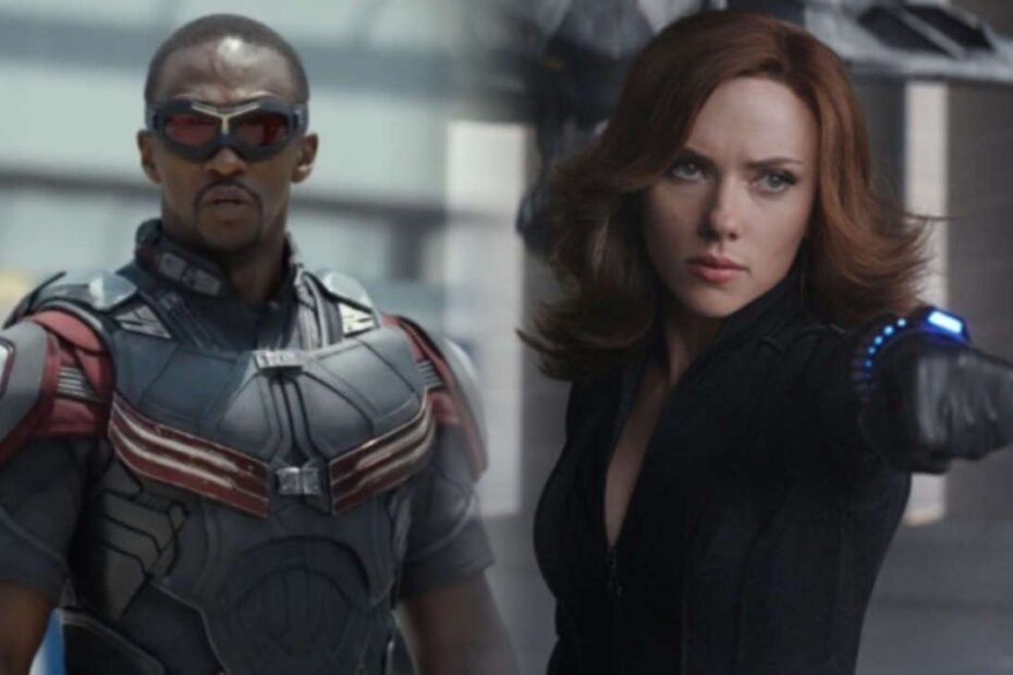 Falcon and Black Widow? Anthony Mackie Shares His Thoughts on Possible Marvel Spin-off!