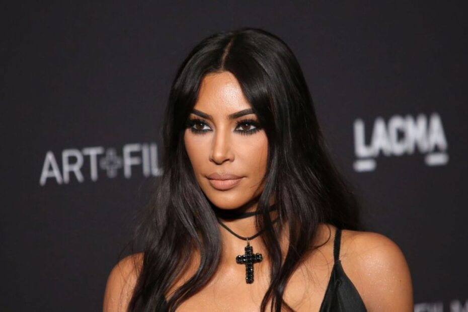 "Kim Kardashian Opens Up About the ""Challenging"" Nature of Past 12 Months"