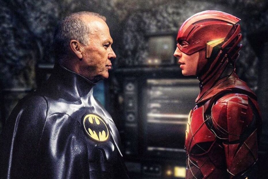 Michael Keaton May Not Return as Batman in 'The Flash'