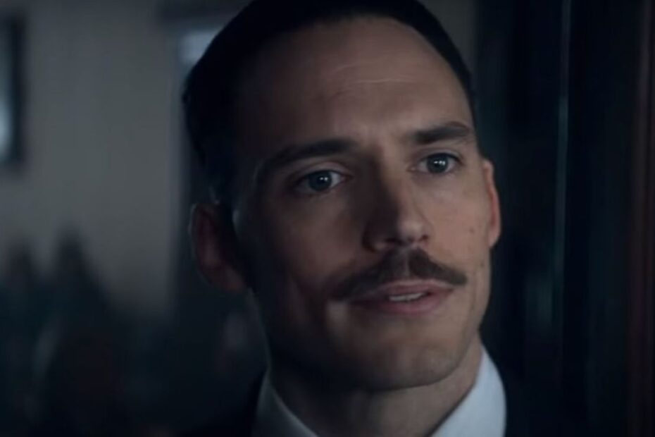 Sam Claflin's Oswald Mosley is Officially Back for Peaky Blinders Season 6