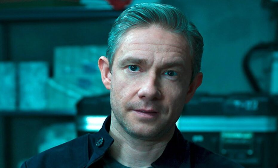 'Sherlock' Star Martin Freeman Confirmed to Return for Black Panther Sequel