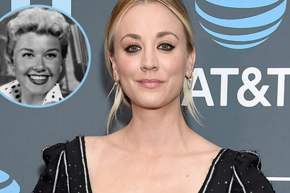 'The Flight Attendant' Star Kaley Cuoco is Set to Play Legendary Doris Day in New Limited Series
