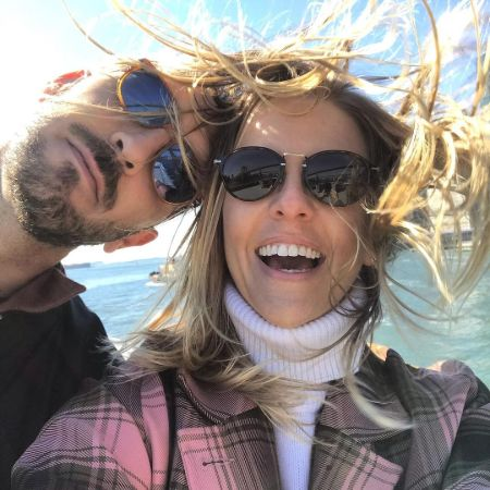 Who is Heléne Yorke Dating Now?